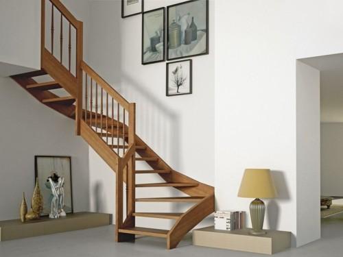 balustrada drewniana