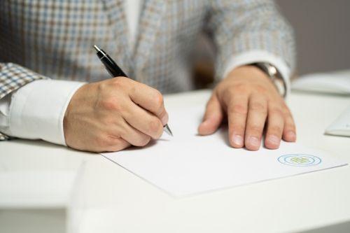Formularz umowy