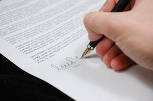 umowa z agentem nieruchomości