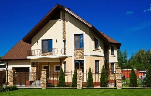 zalety domów piętrowych